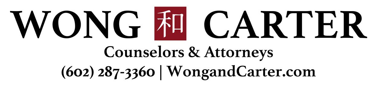 Wong banner