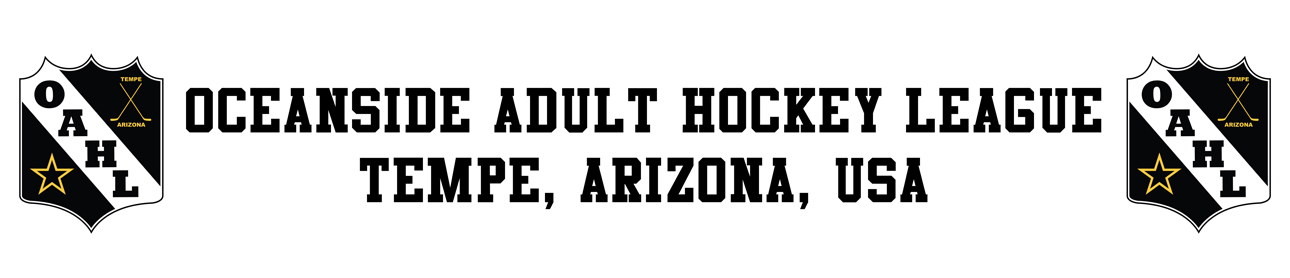 Adult Hockey Leagues Oceanside Ice Arena
